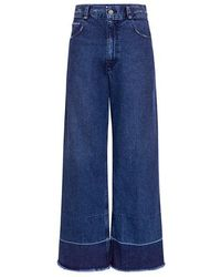 Rachel Comey - Legion High-rise Distressed Jeans - Lyst