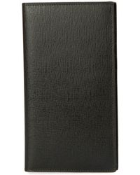 Brioni - Continental Leather Cardholder - Lyst