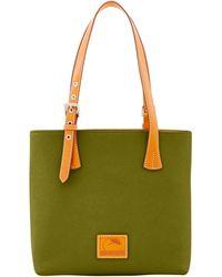 Dooney & Bourke - Patterson Leather Emily Shoulder Bag - Lyst