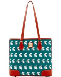 Dooney & Bourke - Ncaa Michigan State Richmond - Lyst