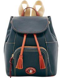 Dooney & Bourke - Nfl Steelers Medium Murphy Backpack - Lyst