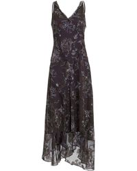 Jason Wu - Winter Floral Jacquard Dress - Lyst