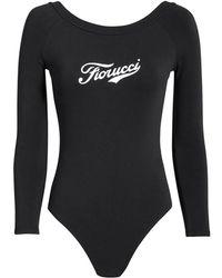 Fiorucci Soda Logo Bodysuit