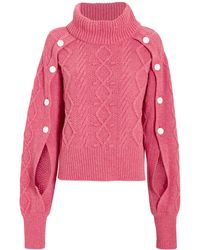 Hellessy - Digby Turtleneck Sweater - Lyst