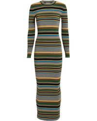 Ronny Kobo - Tilda Striped Dress - Lyst