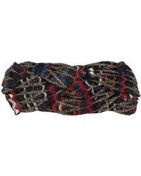 Missoni - Lurex Turban Headband - Lyst