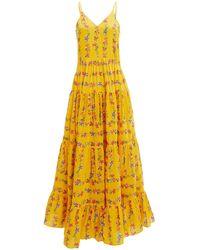 Carolina K - Marietta Maxi Dress - Lyst