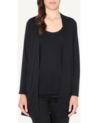 Intimissimi - Modal Cashmere Long-sleeve Open-front Cardigan - Lyst