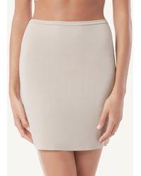 Intimissimi - Skirt In Microfiber - Lyst