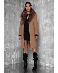 Ivyrevel - May Coat Light Brown - Lyst