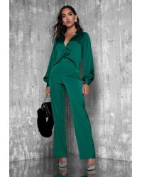 Ivyrevel - Cathy Pants Dark Green - Lyst