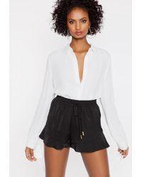Ivyrevel - Blossom Shorts Black - Lyst