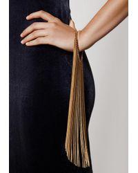 Ivyrevel - Goma Bracelet Gold - Lyst