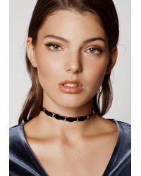 Ivyrevel - Flow Necklace Black - Lyst