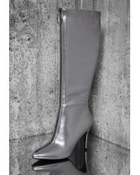 Ivyrevel - Joanna Boots Silver - Lyst