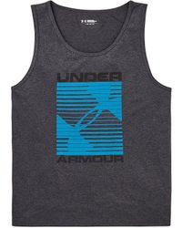 Under Armour - Turned Up Tank Top - Lyst