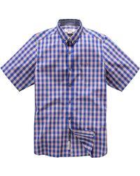 Original Penguin - Tall Check Shirt - Lyst