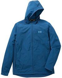 Under Armour - Storm Vortex Hooded Jacket - Lyst