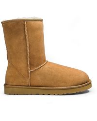 UGG - Classic Short Boots - Lyst
