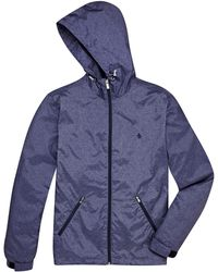 Original Penguin - Tall Hooded Jacket - Lyst