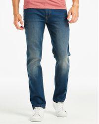 Lambretta - King Stretch Jeans 33in - Lyst