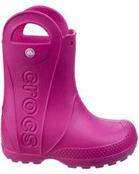 Crocs™ - Handy The Rain Kids Boots - Lyst