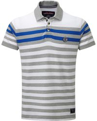 Tog 24 - Tog24 Campbell Stripe Polo Shirt - Lyst