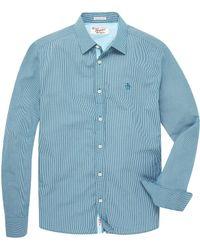 Original Penguin - Mighty Gingham Shirt - Lyst