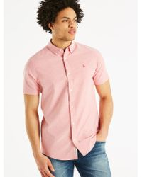 Original Penguin - Oxford Shirt Long - Lyst