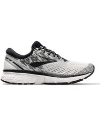 9a2de7f37f0 Lyst - Brooks Ghost 10 Gtx Running Shoes in Black for Men