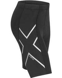 On - Men's 2xu Hyoptik Compressi Shorts - Lyst