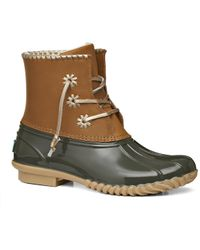 Jack Rogers | Chloe Natural Boot | Lyst