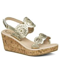 Jack Rogers - Miss Luccia Wedge - Lyst