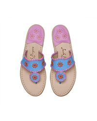 Jack Rogers - Collector Edition Amalfi Sandals - Lyst