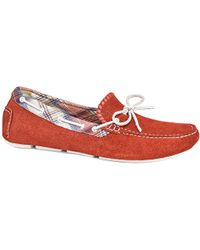 Jack Rogers | Paxton Suede | Lyst