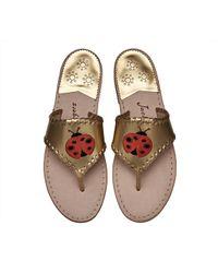 Jack Rogers - Exclusive Ladybug Sandal - Lyst