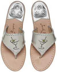 Jack Rogers | Exclusive Martinis Sandal | Lyst