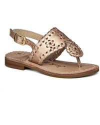 Jack Rogers - Little Miss Hamptons Sandal - Lyst