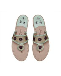 Jack Rogers - Collector Edition Positano Sandals - Lyst