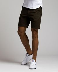 JackThreads - 7 Inch Chino Short - Lyst