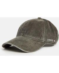 Jack Wills - Barden Corduroy Cap - Lyst