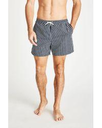 Jack Wills - Branwell Stripe Swim Short - Lyst