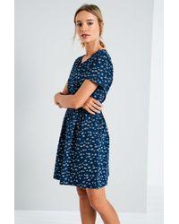 Jack Wills - Daisybank Floral Print Dress - Lyst