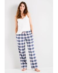 Jack Wills - Fretherne Checked Loungepants - Lyst