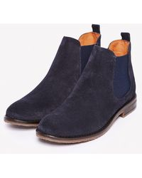 Jack Wills - Sharnbrook Suede Chelsea Boots - Lyst