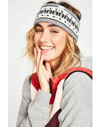 Jack Wills - Browne Fairisle Headband - Lyst