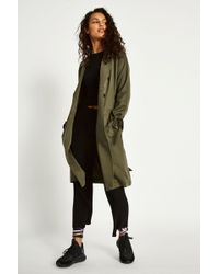 Jack Wills - Carliss Draped Trench - Lyst