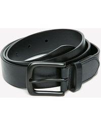 Jack Wills - Hever Leather Belt - Lyst