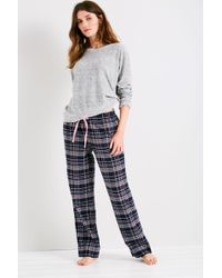 Jack Wills - Fretherne Plaid Loungepants - Lyst