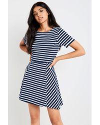 Jack Wills | Arnhem Stripe Fit & Flare Dress | Lyst
